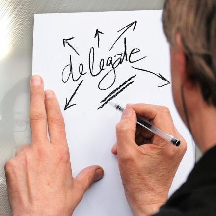 Jak delegovat práci